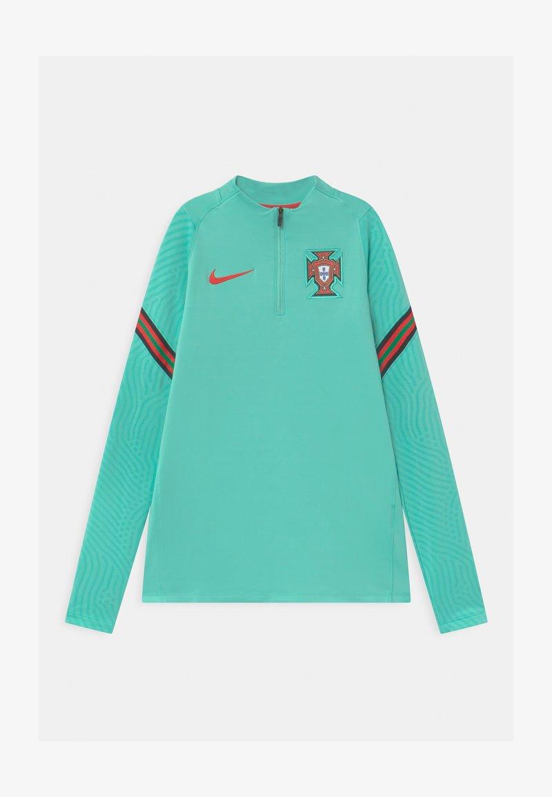 Nike Performance - PORTUGAL UNISEX - Oblečení národního týmu - mint/sport red