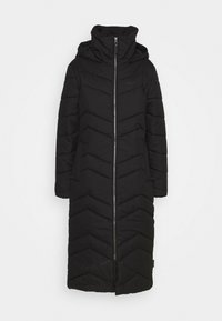 Jack Wolfskin - KYOTO LONG COAT - Winter coat - black - 6