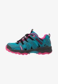 LICO - FREMONT - Sneakers laag - petrol/pink/schwarz - 1