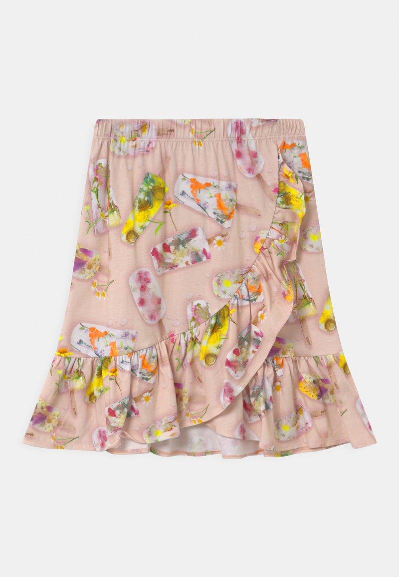 Molo - BRADIE - Wrap skirt - pink