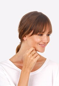 Elli - KNOTEN UNENDLICH TWISTED COOL - Ring - gold coloured - 1