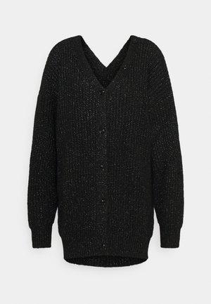 M-CORAL - Cardigan - black