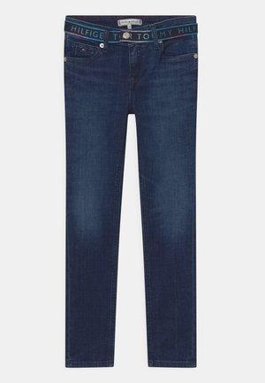 NORA - Jeans Skinny Fit - blue denim