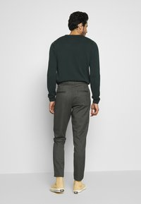 Samsøe Samsøe - FRANKIE TROUSERS - Trousers - grey melange - 2