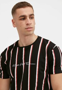 Kings Will Dream - MOFFAT - Print T-shirt - black / red - 3
