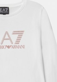 Emporio Armani - EA7  - Long sleeved top - white - 2