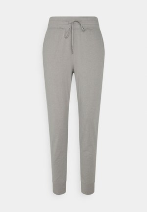 BACK YOKE - Tracksuit bottoms - grey