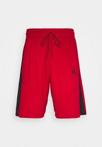 Jordan - JUMPMAN SHORT - Short de sport - gym red/gym red/black/black - 0