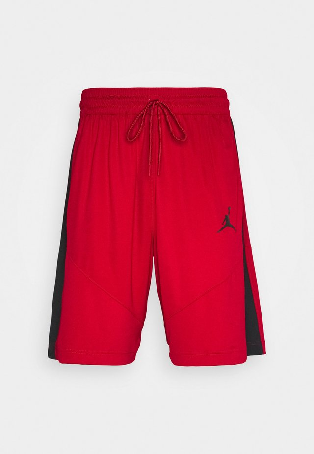 JUMPMAN SHORT - Korte broeken - gym red/gym red/black/black