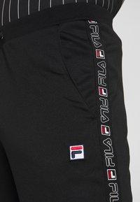 Fila - PANT PIUS - Pantaloni sportivi - black - 4