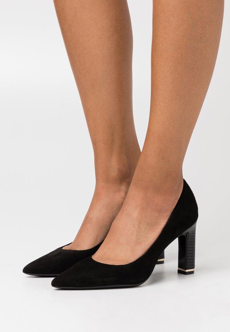 Calvin Klein - ROXIA - High heels - black