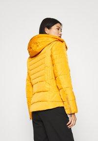 Esprit - JACKET - Winter jacket - brass yellow - 4