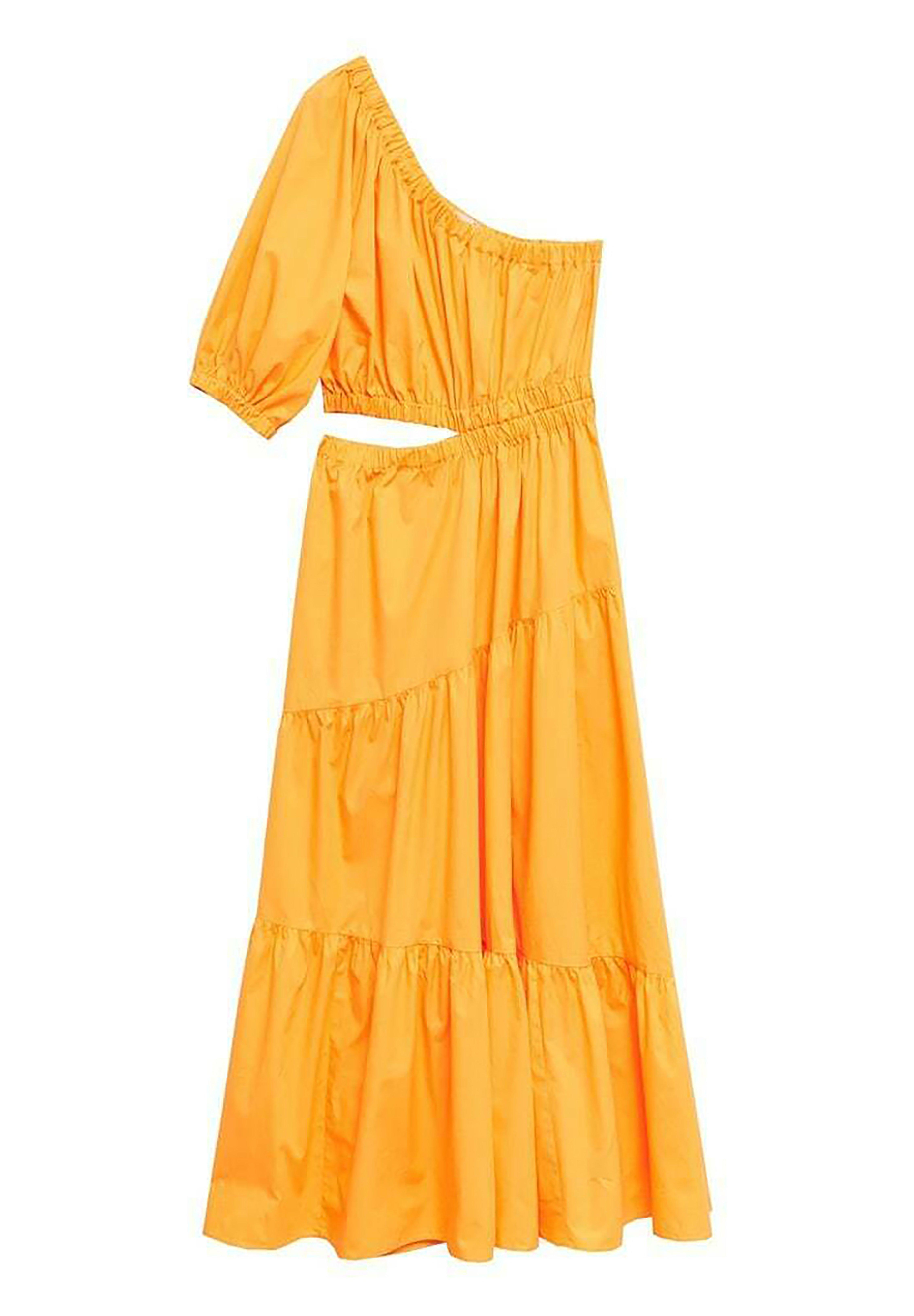 Mujer MIT SCHLITZ - Vestido informal