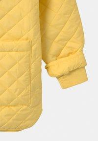ARKET - Short coat - yellow - 3