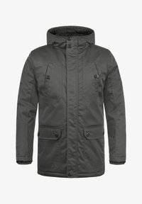 Solid - Winter jacket - dark grey - 3