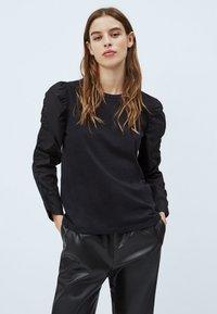 Pepe Jeans - LIV - Long sleeved top - black - 0