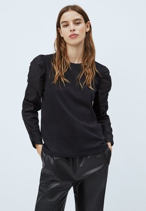 LIV - Long sleeved top - black