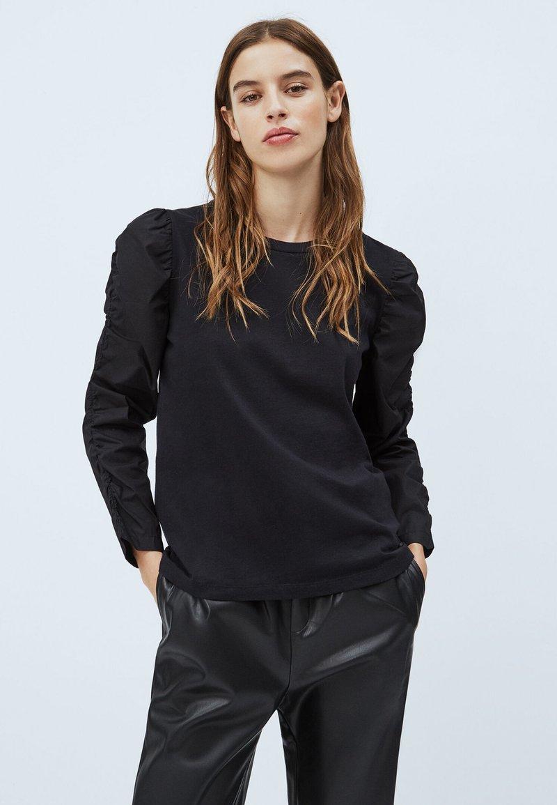 Pepe Jeans - LIV - Long sleeved top - black