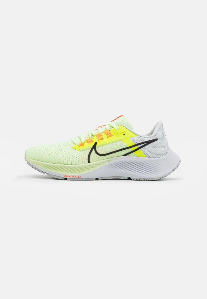 Nike Performance - AIR ZOOM PEGASUS 38 - Neutrala löparskor - barely volt/black/volt/photon dust/iris whisper/hyper orange