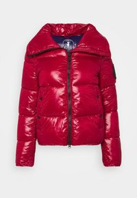 Save the duck - LUCKY - Winter jacket - ruby red - 0