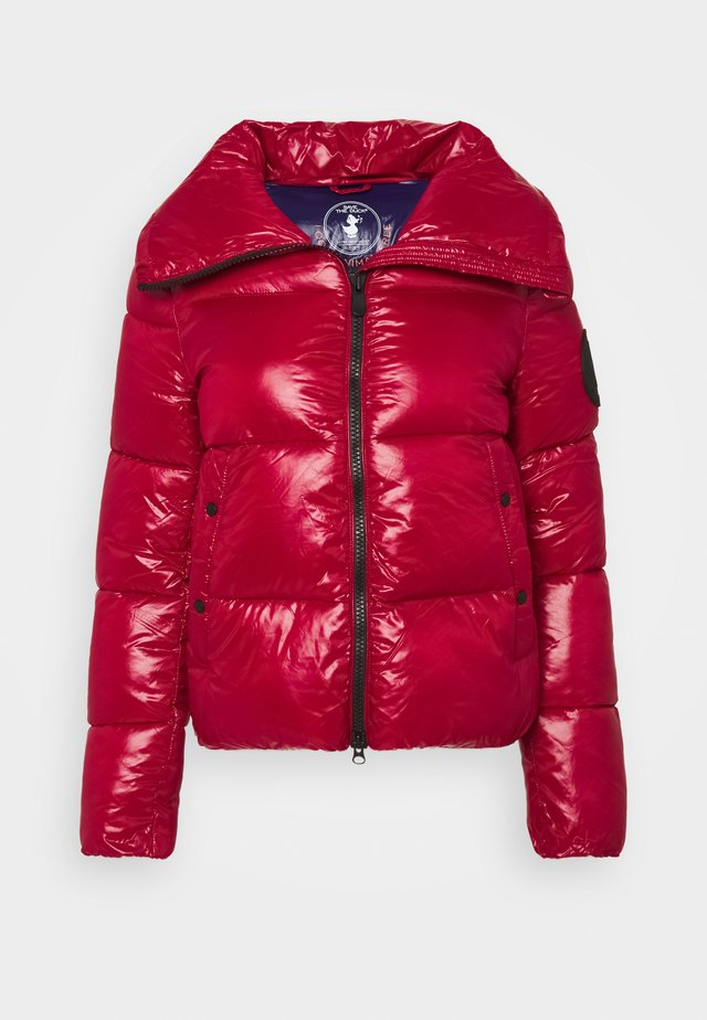 LUCKY - Winter jacket - ruby red