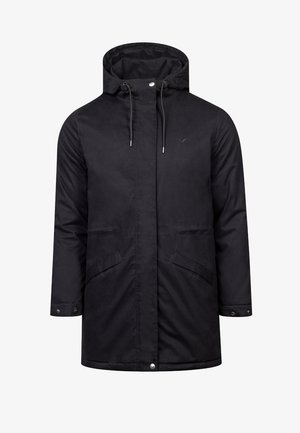 GRETA - Short coat - black