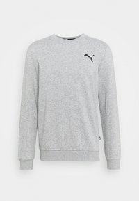 SMALL LOGO CREW - Sweatshirt - medium gray heather