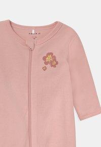 Name it - NBFNIGHTSUIT ZIP 2 PACK - Pyjama - silver pink - 3
