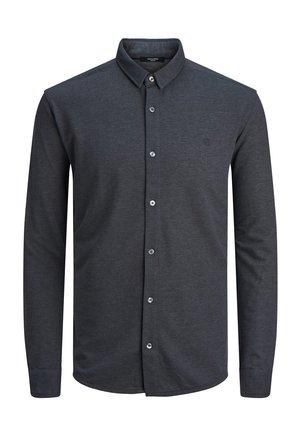 Overhemd - dark grey melange
