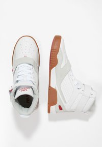Supra - BREAKER - Baskets montantes - white/rose gum - 1