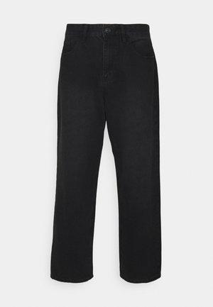EVIAN VINTAGE WASH - Relaxed fit -farkut - washed black