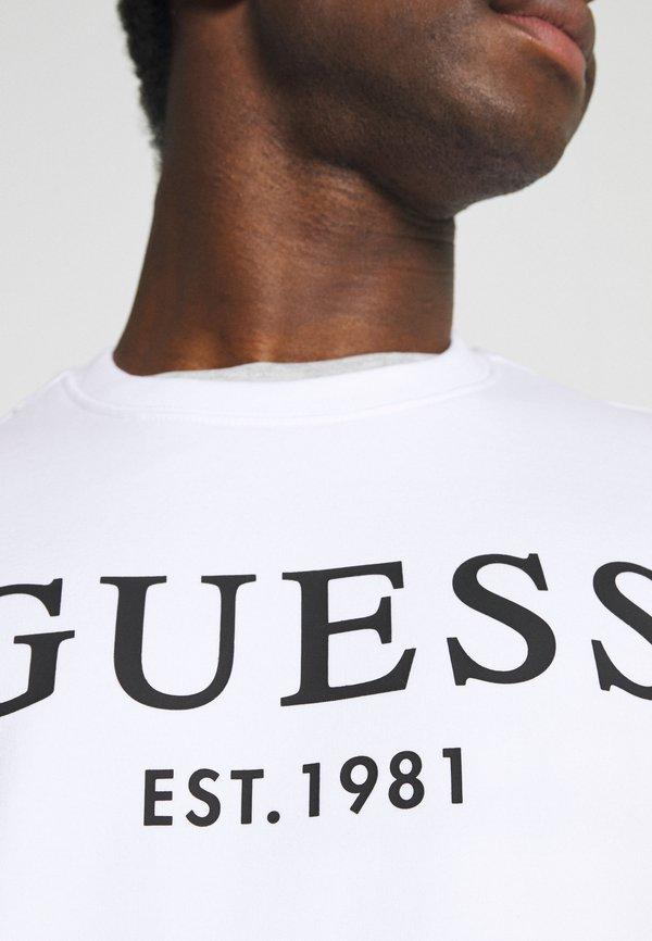 Guess BEAU - Bluza - true white/biały Odzież Męska CSPL