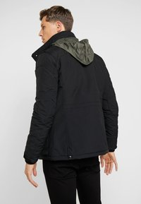 Schott - FIELD - Light jacket - black - 2