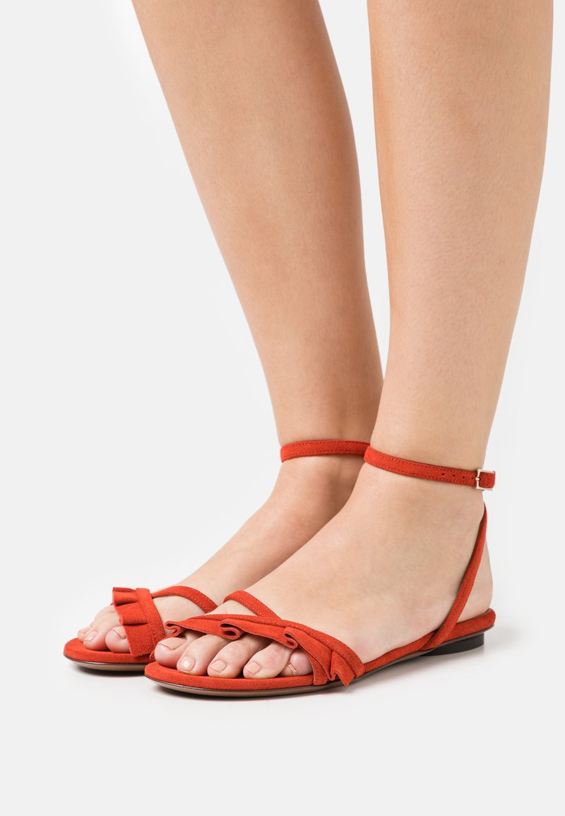 L'Autre Chose - FLAT - Sandals - siam
