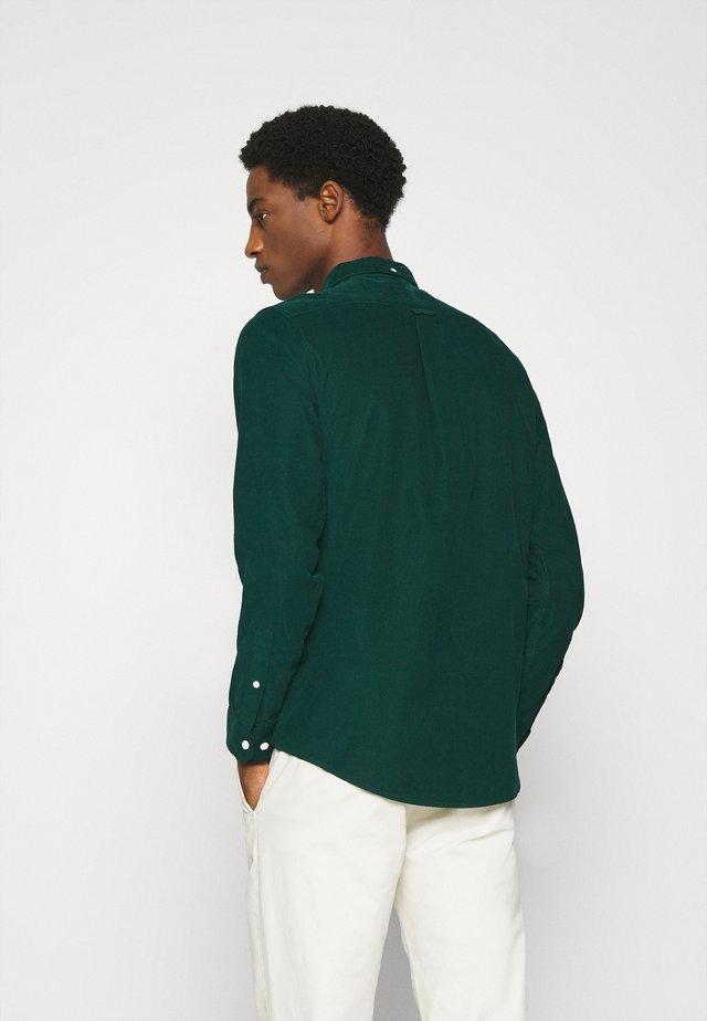 FONTELLA - Vapaa-ajan kauluspaita - emerald green