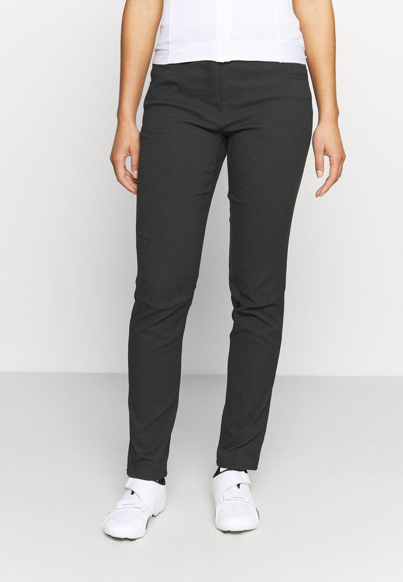 Zimtstern - PEDALZ PANTS - Outdoorové kalhoty - pirate black