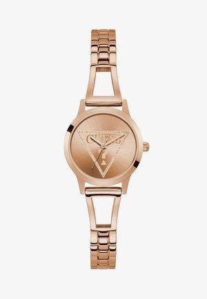 Reloj - rose gold tone