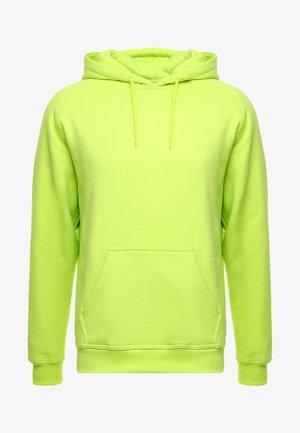 BLANK HOODY - Hoodie - yellow