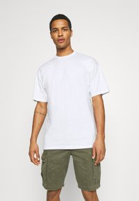 9N1M SENSE - SHANGRILA BUTTERFLIES UNISEX - Print T-shirt - white - 2