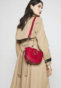 Claudie Pierlot - Across body bag - rouge - 1