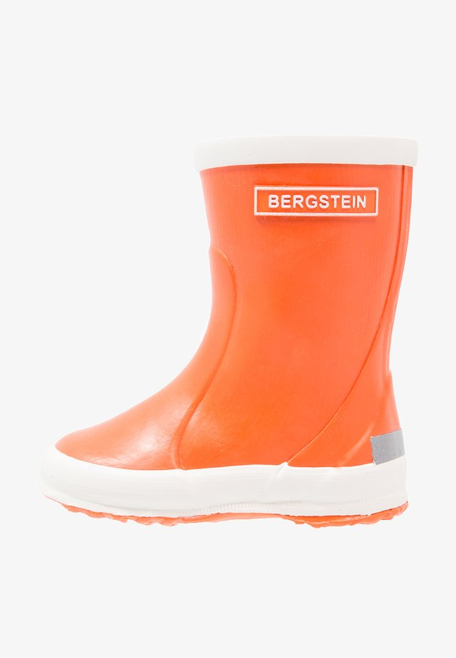 RAINBOOT - Stivali di gomma - orange