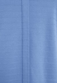 MY TRUE ME TOM TAILOR - BATWING WITH PLEAT - Print T-shirt - marina bay blue - 4