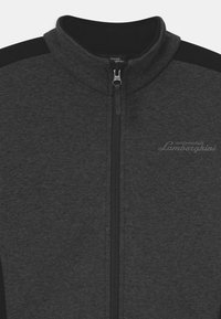 Automobili Lamborghini Kidswear - TECHNICAL FULL ZIP - Felpa aperta - grey estoque - 2