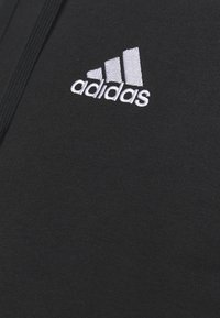 adidas Performance - 3 STRIPES ESSENTIALS - Hættetrøjer - black/white - 3