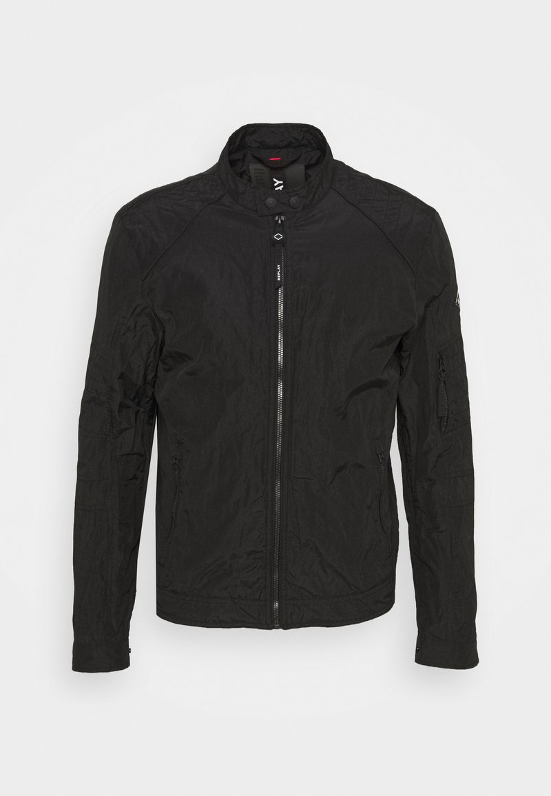 Replay - JACKET - Giacca leggera - black