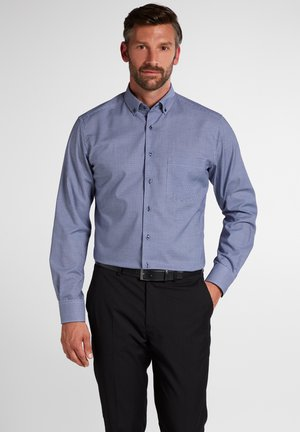 MODERN FIT - Hemd - blau