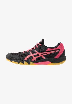 GEL BLADE 7 - Volejbalové boty - black/pink cameo