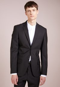 Filippa K - RICK COOL JACKET - Suit jacket - black - 0