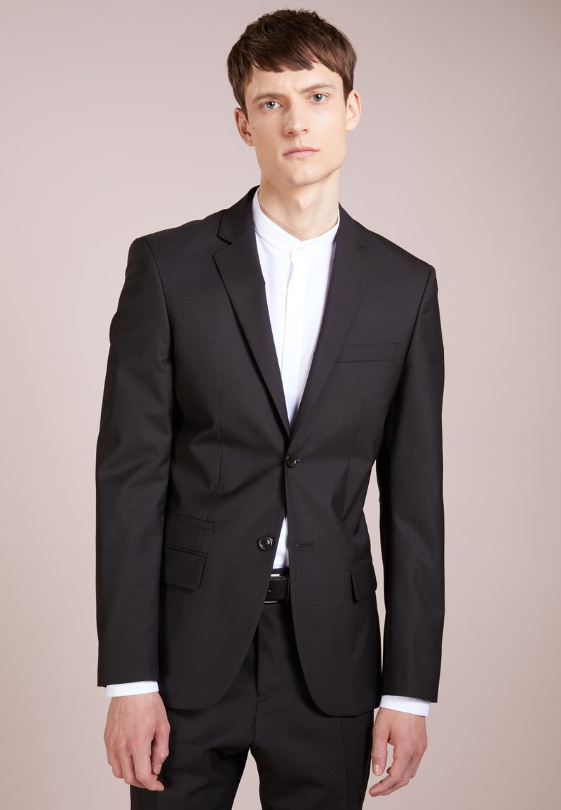 Filippa K - RICK COOL JACKET - Suit jacket - black