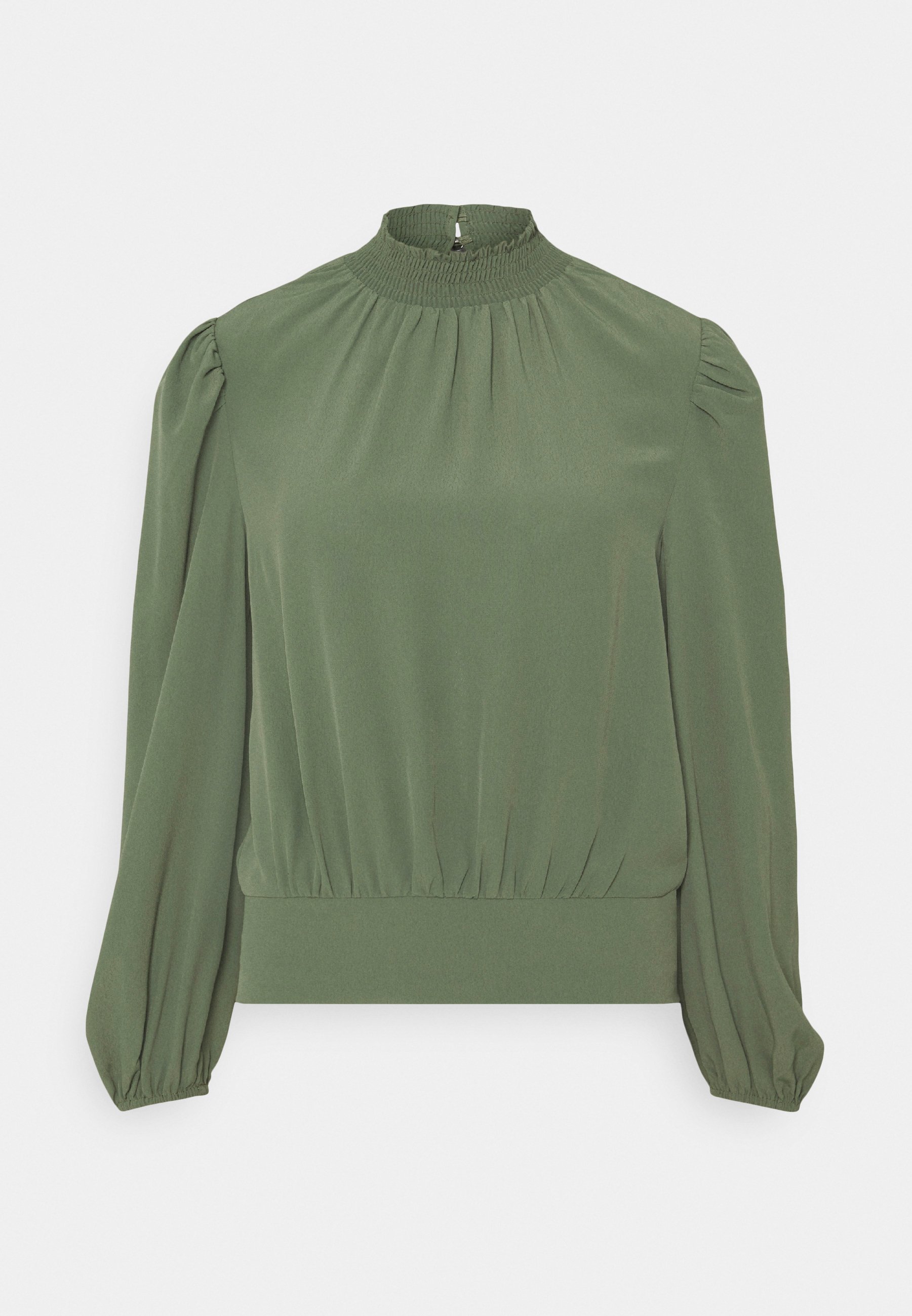Women BALLOON SLEEVE - Long sleeved top